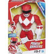 Power Rangers - Red Ranger  Mega Mighties - Playskool - HasbroE5869