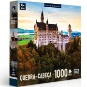 Quebra Cabeça - Castelo de Neuschwanstein 1000 Peças Toyster