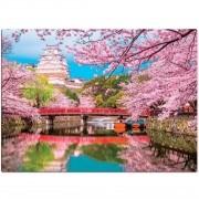 Quebra Cabeça - Cores da Asia - Japão 1000 Peças - Toyster