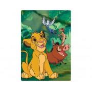 Quebra Cabeça Disney O Rei Leão 200 Peças Simba Timao Pumba