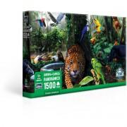 Quebra Cabeça - Floresta Amazônica - 1500 Peças - Toyster