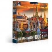 Quebra Cabeça - Grande Palacio de Bangkok - 1000 Peças