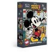 Quebra Cabeça Nano - Mickey Mouse - 500 Peças - Toyster