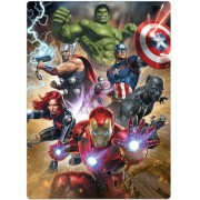 Quebra Cabeça - Os Vingadores Marvel - 500 Peças- Toyster