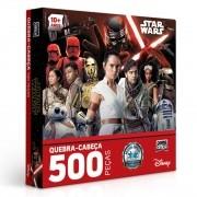Quebra Cabeça - Star Wars - 500 Peças - Original Toyster