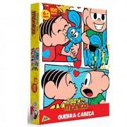 Quebra Cabeça Turma da Mônica - 100 Peças - Toyster Original