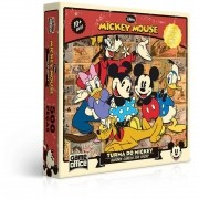 Quebra Cabeça - Turma do Mickey Puzzle - 500 Peças - Toyster