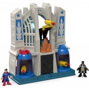 Playset Sala Da Justiça - DC Batman e Superman - Imaginext