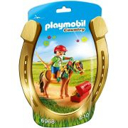 Saquinho Playmobil Country - Bloom Pony 6968