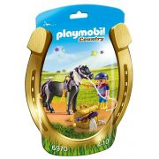 Saquinho Playmobil Country - Star Pony 6970