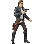 Star Wars 40 Anos Imperio - Figura Han Solo Bespin - Kenner