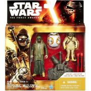 Star Wars The Force Awakens - Unkar & Jakku - Hasbro B3955