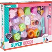 Super Doces Creative Fun Multicolorido - Multikids BR604
