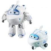 Super Wings Astra - Mini Boneco Transformável 6cm - Fun