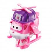 Super Wings Dizzy - Mini Boneco Transformável - 6cm - Fun