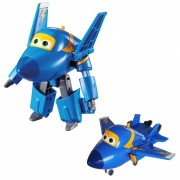 Super Wings Jerome - Mini Boneco Transformável 6cm - Fun