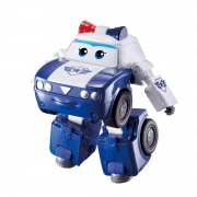 Super Wings Kim - Boneco Transformável 13cm - Original Fun