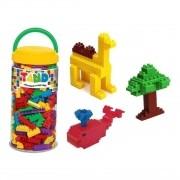 Tand Mini blocos de montar - 300 peças - Brinquedo Toyster