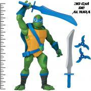 Tartarugas Ninja - Figura de Luxo Gigante - Leonardo 30 cm