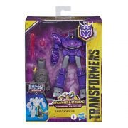 Transformers Cyberverse Adventures- Shockwave - Hasbro E7053