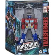 Transformers Earthrise Leader WFC-E11 Optimus Prime - Hasbro