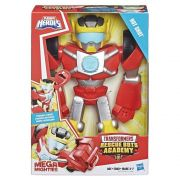 Transformers Rescue Bots Academy - Hot Shot - Mega Mighties - Hasbro E4131
