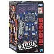Transformers Siege War For Cybertron Trilogy - Soundwave - Hasbro E3418