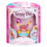 Twisty Petz Pulseira - Single Candypop Zebra - Sunny