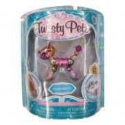 Twisty Petz Pulseira - Single - Gato Glowy Kitty - Sunny