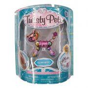 Twisty Petz Pulseira - Single - Gato Glowy Kitty - Sunny