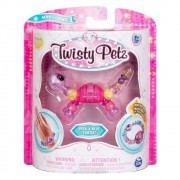 Twisty Petz Pulseira - Single Peek-A-Blue Turtle - Sunny