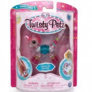 Twisty Petz Pulseira - Single Smooches Unicorn - Sunny