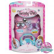 Twisty Petz Surpresa - Elefante, Cãozinho e Surpresa - Sunny