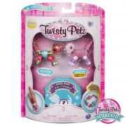 Twisty Petz Surpresa - Unicórnio, Cãozinho e Surpresa - Sunny