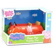 Brinquedo Veículos da Peppa Pig - Carro Vermelho  - Sunny