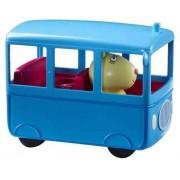 Brinquedo Veículos da Peppa Pig - Onibus Escolar   - Sunny