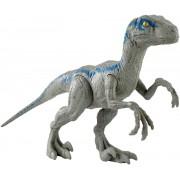 Dinossauro Velociraptor Blue - Jurassic World Rivals Mattel