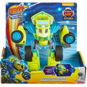 Zeg Transformação Robô - Blaze Monster Machines Fisher-Price