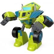 Zeg Transformação Robô - Blaze Monster Machines Fisher-Price