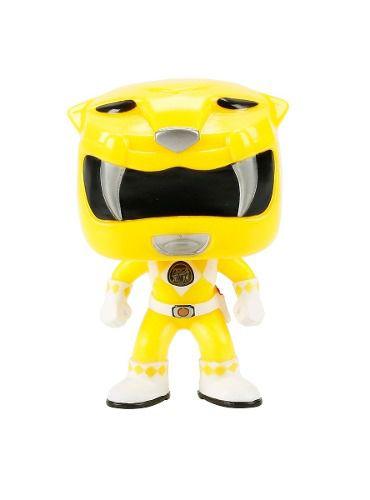 Funko Pop! Television - Power Rangers 362 - Yellow Ranger