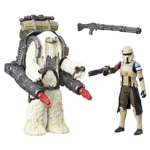 Star Wars Rogue One - Scarif Stormtrooper E Moroff ( Hasbro )