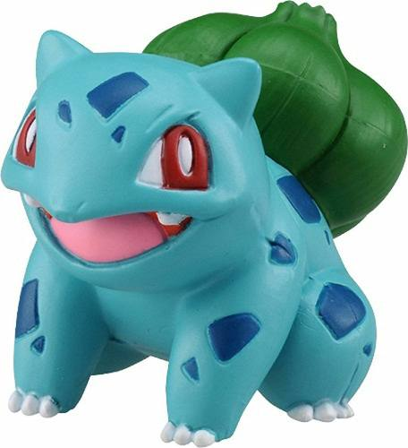 Pokemon - Bulbasaur MS-11 - Monster Collection - Takara Tomy