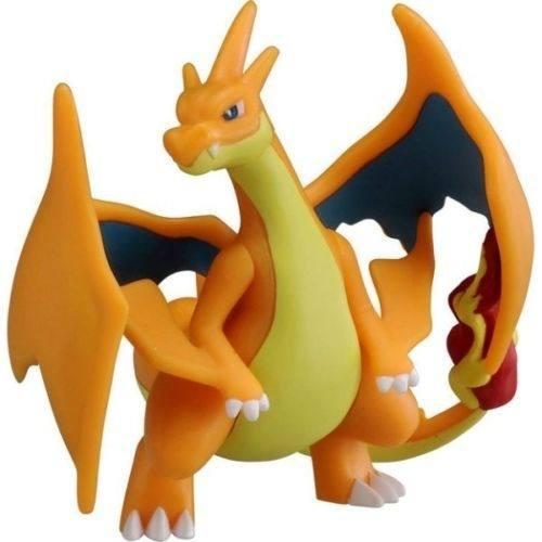 Pokemon - Charizard - Esp-09 Monster Collection - Takara Tomy