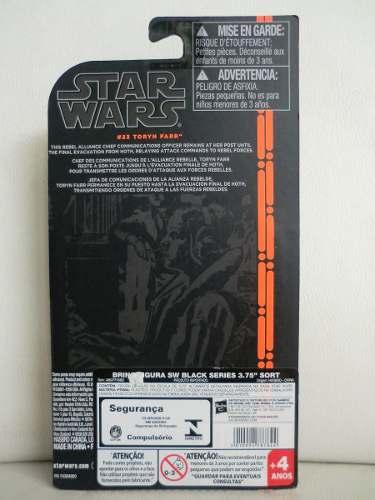 Star Wars - The Black Series - #23 Toryn Farr ( Hasbro )
