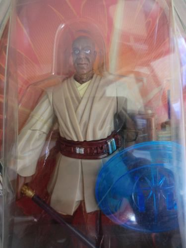 Star Wars - Force Battlers  - Mace Windu ( Hasbro )  - Japa Colecionáveis