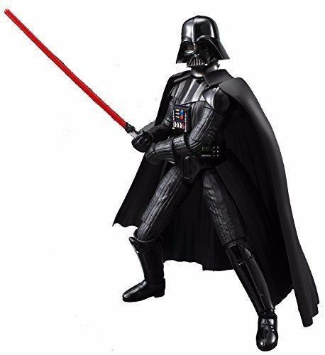 Star Wars - Darth Vader - Escala 1/12 - Kit De Montar - Bandai
