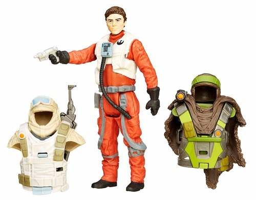 Star Wars - The Force Awakens  - Poe Dameron - ( Hasbro )
