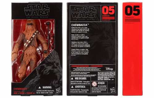Star Wars - The Black Series - Chewbacca 05 - ( Hasbro )