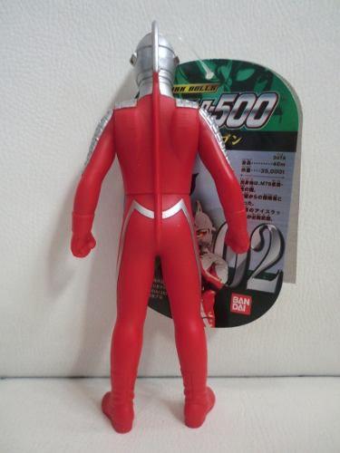 Ultraman - Ultra Seven - Ultra Hero 500 Series N.02 - Bandai