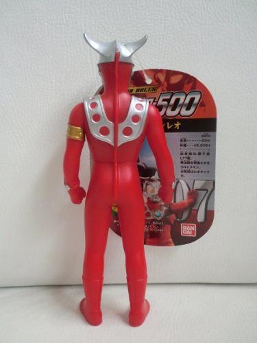 Ultraman - Leo Ultra Hero 500 Series N.07 - Bandai